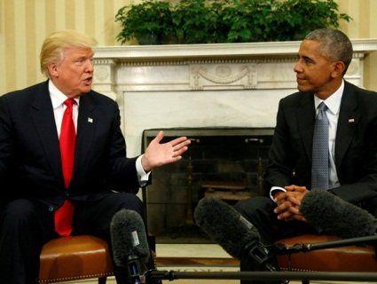 Трамп і Обама залишаться без весільного торта