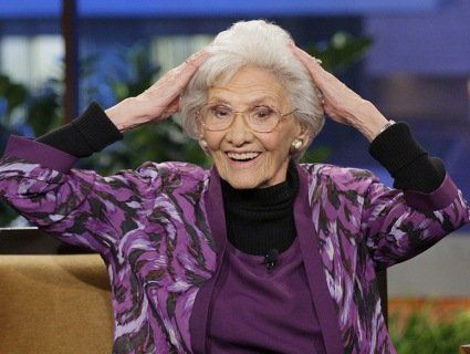 У віці 105 років померла голлівудська актриса