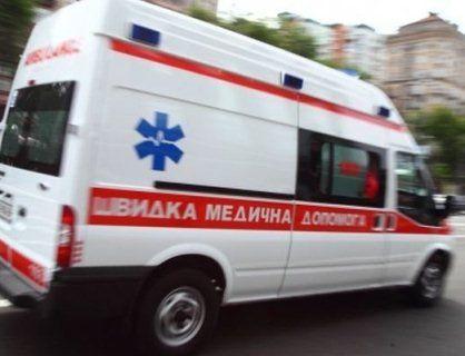 Юнак упав з даху 5-поверхового будинку в Луцьку