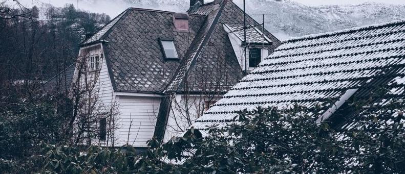 Будівництво покрівлі взимку: за чи проти?