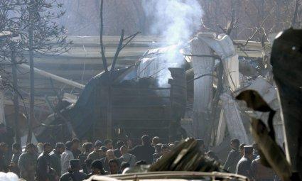 Теракт у Кабулі: число загиблих зростає