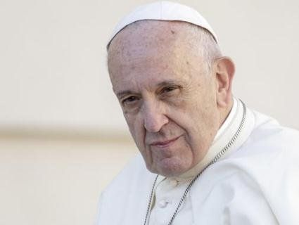 Українських жінок Папа Римський назвав героїнями
