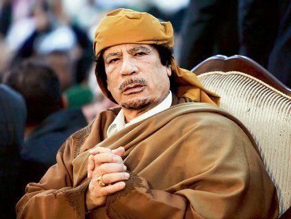 Каддафі збирався стати власником «Манчестер Юнайтед»
