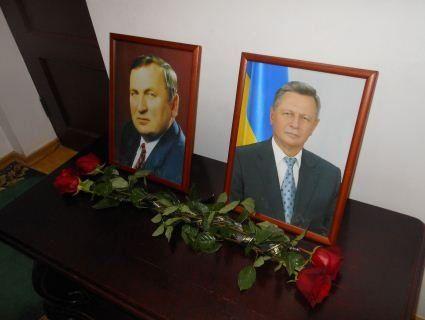 Депутати вшанували пам'ять нині покійних голів Луцької міської ради