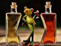 Невеликі дози алкоголю очищають мозок