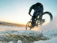 Готуємо велосипед до зимової прогулянки
