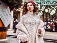 Плаття весною: стильно і тепло
