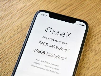 Google скопіює «моноброви» iPhone X