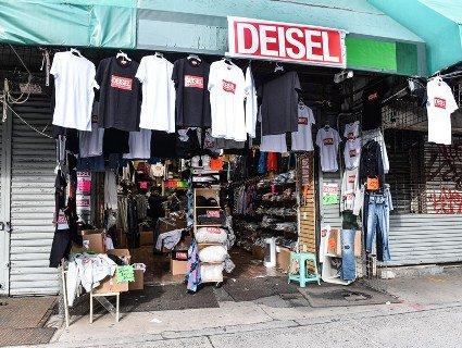 Відомий італійський бренд відкриє магазин власних підробок