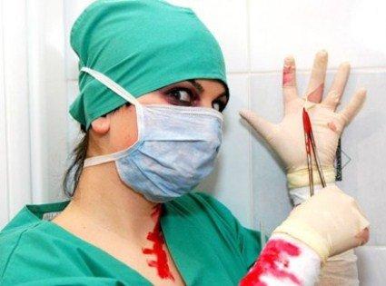Через хірургічні інструменти можна заразитися слабоумством