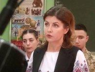 Перша леді України презентувала на Волині «Книгу Миру»