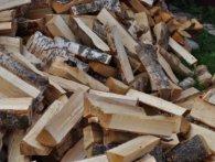 Волинський пенсіонер викрав дрова