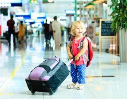 Для дітей спростили процедуру виїзду за кордон