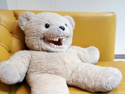Іграшки-монстри, які лякають навіть дорослих (фотодобірка)