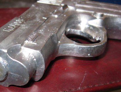 За зберігання зброї може сісти на 7 років