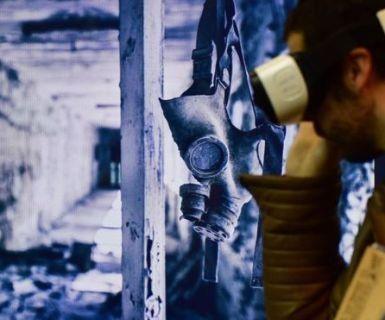Німецьких туристів приваблюють віртуальним Чорнобилем
