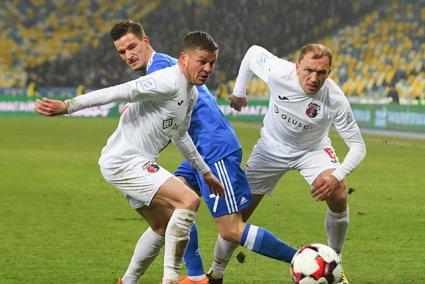 Динамо обіграло Верес з рахунком 1:0 (відео)