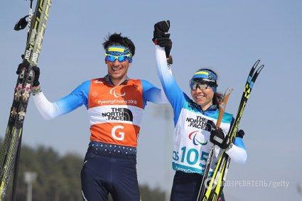 Україна здобула п'яте «золото» та піднялась на друге місце у медальному заліку зимових Паралімпійських Ігор-2018