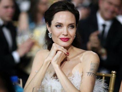 У Анджеліни Джолі новий роман