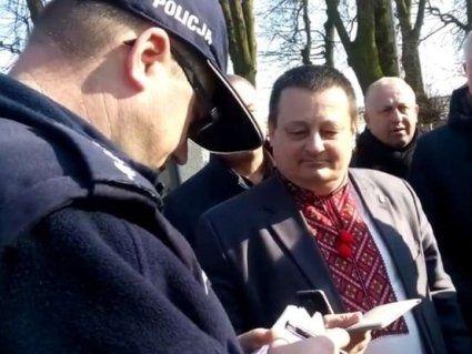 Через слова волинського політика «Слава Україні» поляк викликав поліцію