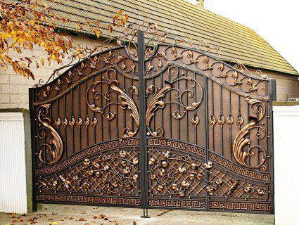 Ворота: відкатні чи розсувні?