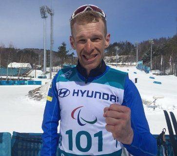 Українські лижники здобули ще дві нагороди Паралімпійських ігор