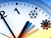 Коли попереводити годинники на літній час у 2018 році