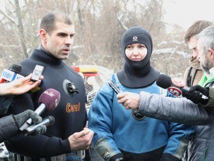 Багатодітна мати - перша жінка-водолаз в Україні