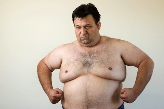 Через лавандовий ароматизатор у чоловіків ростуть груди
