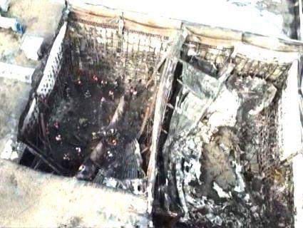 У Кемерово в масштабній пожежі згоріло 400 осіб, більшість з них діти - ЗМІ