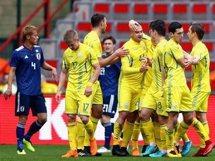 Україна обіграла Японію та здобула свою першу перемогу у 2018 році