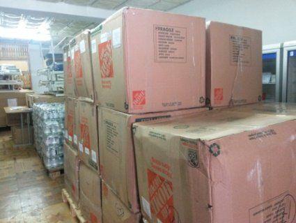 Американці передали волинським дітям тонну благодійних медикаментів