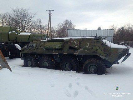 Як в Україні розпродають військову техніку, поки на Донбасі нічим воювати