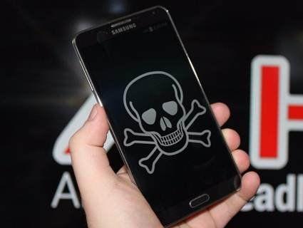 Небезпечний вірус «вбиває» смартфони