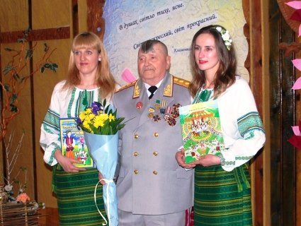 У луцький садок завітав відомий український поет (фото)