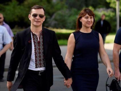 Олег Ляшко вирішив узаконити свої стосунки