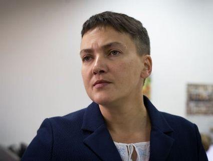 Обшуки в квартирі та офісі Надії Савченко. Вилучили зброю нардепа