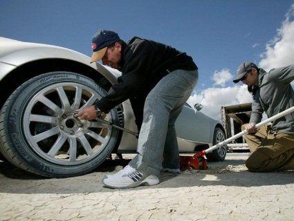 В Україні зросли ціни на послуги шиномонтажу