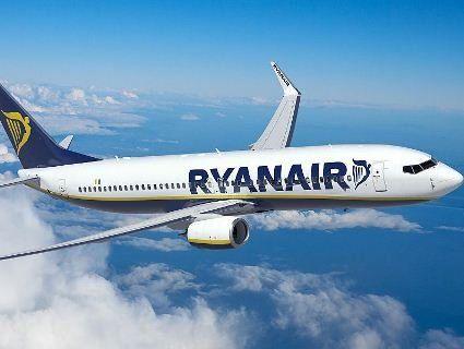 Знижки від Ryanair: перельоти з українських міст від 10 євро