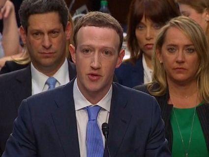 «Мені шкода», – Цукерберг про витік даних