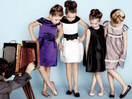 Дизайнерська дитяча мода набирає обертів
