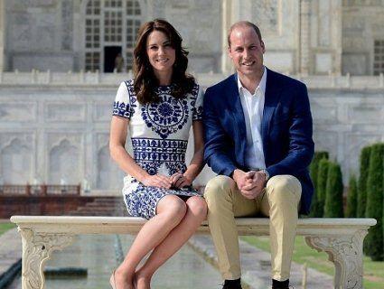 Принц Вільям проговорився, як хоче назвати третю дитину
