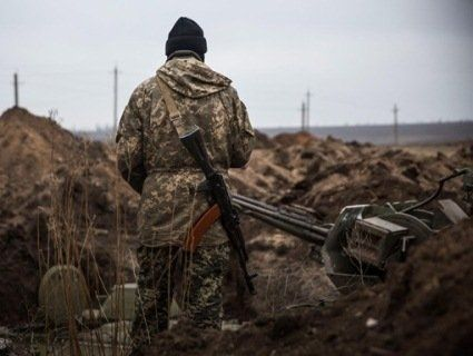 У зоні АТО бойовики продовжують обстрілювати з гранатометів