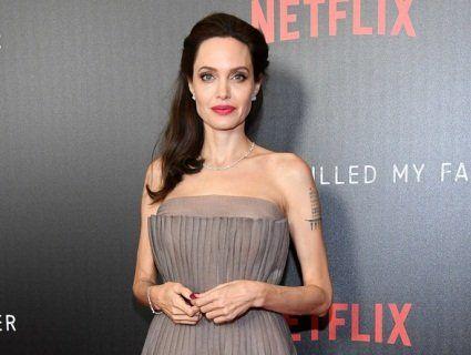 Анджеліна Джолі потрапила у лікарню через перевтому