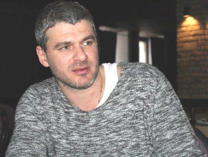 Мірзоян врізався у сітілайт у Києві
