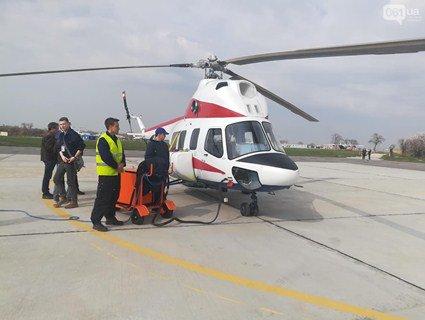 З'явилося відео польоту першого українського вертольоту (відео)