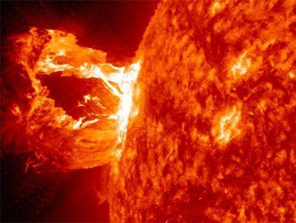 Чим небезпечне зараз Сонце?