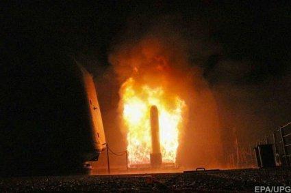 У Сирії повідомили про новий ракетний удар (відео, фото)