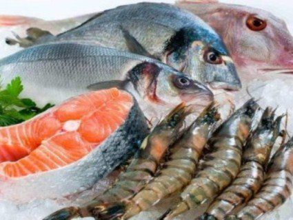Україна в 2,5 разу скоротила вилов риби та морепродуктів