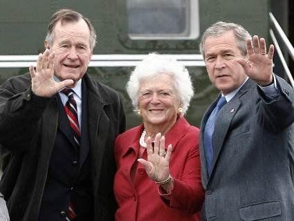 Померла дружина одного американського президента і матір іншого